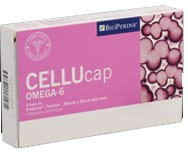 CELLUcap OMEGA-6 30 caps -  - Cellulite